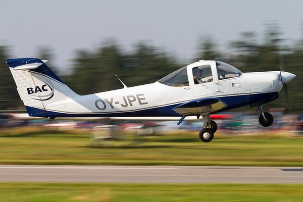 OY-JPE - Piper PA-38-112 Tomahawk