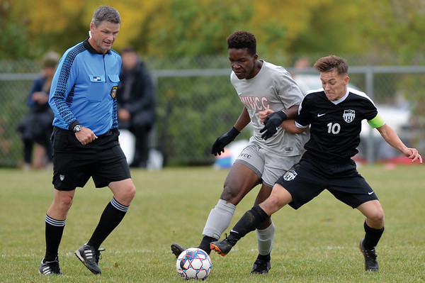Sheridan College vs. Western Wyoming Community College Soccer