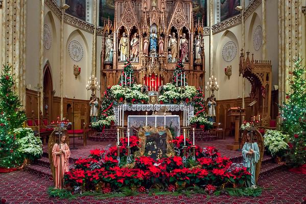 Christmas 2015 11:30 Mass