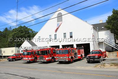 Cape Cod, MA Firehouses