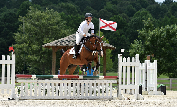 HANNAH ANDERSON AND MISS DYNAMIC #160