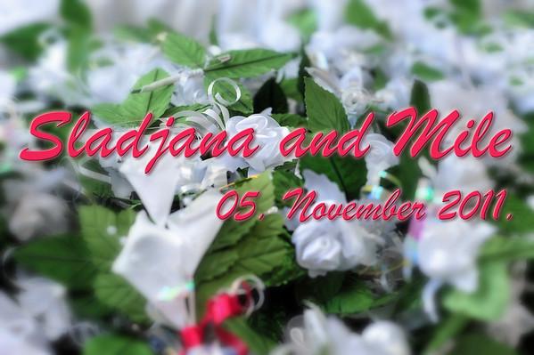 Sladjana and Mile