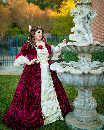 Enchanted Christmas Belle