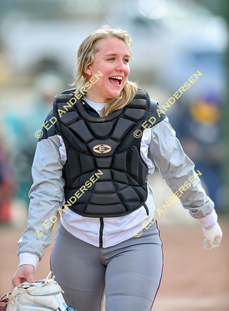 March 8, 2019; Dayton vs. Lone Pine, Varsity Softball