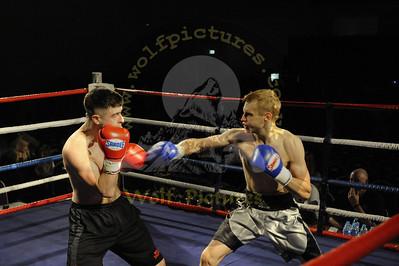 6. Jamie Bourne vs Ross Martin