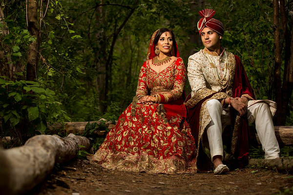 Deepa & Prashant