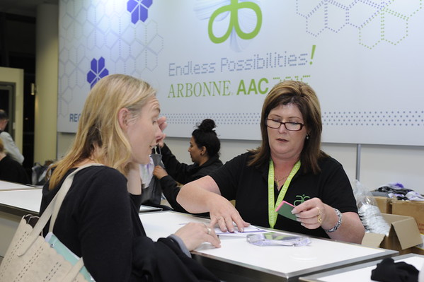 AU AAC 2016 - Endless Possibilities