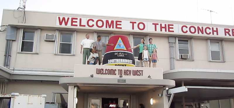 Welcome to Key West!