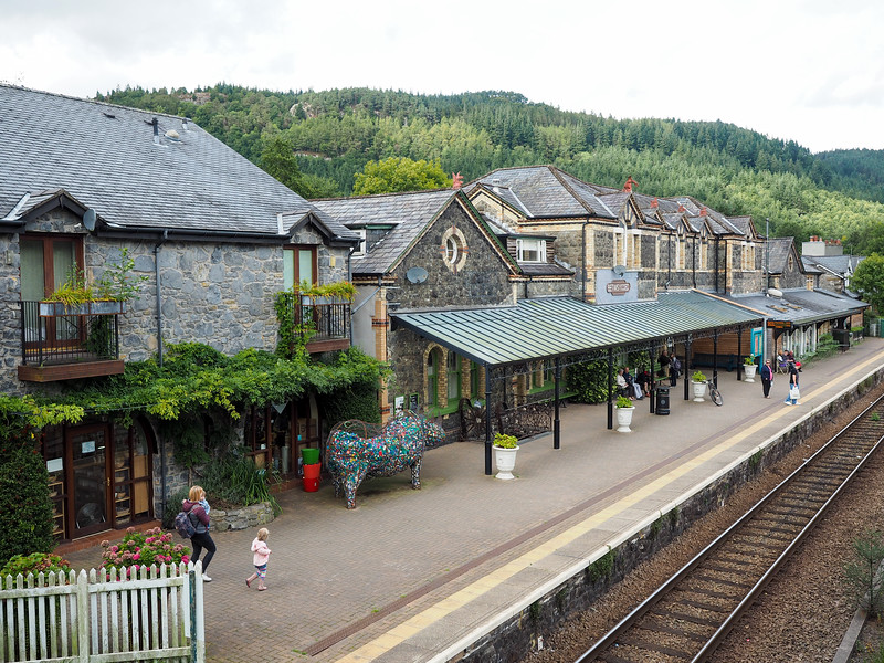 Betws-y-Coed train staion