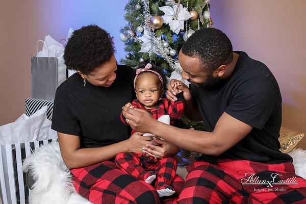 Sirley & Donaldo's Christmas Photo Session