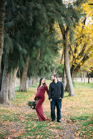 Tiffany and Andy Maternity 2018