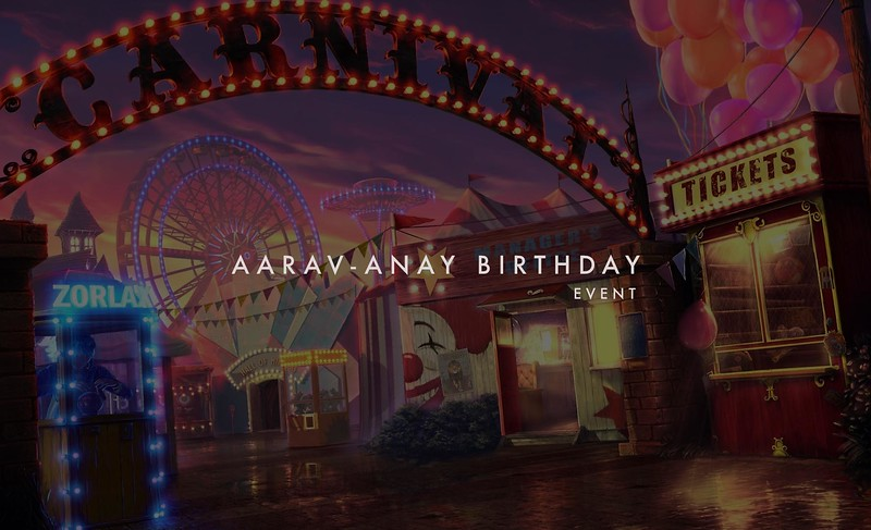 Aarav- Anay Birthday | 13th Jan '19