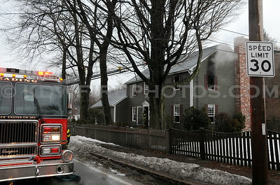 Reading, MA - 2nd Alarm - 133 West St - 2/25/11