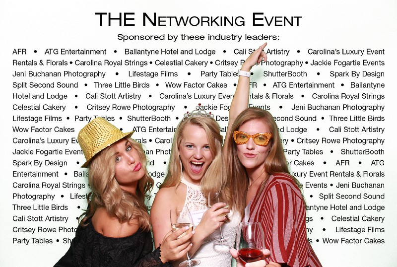 THE Networking Event @ The Ballantyne Luxury Hotel 09.27.2018