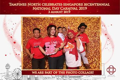 Tampines North Celebrates Singapore Bicentennial 2019