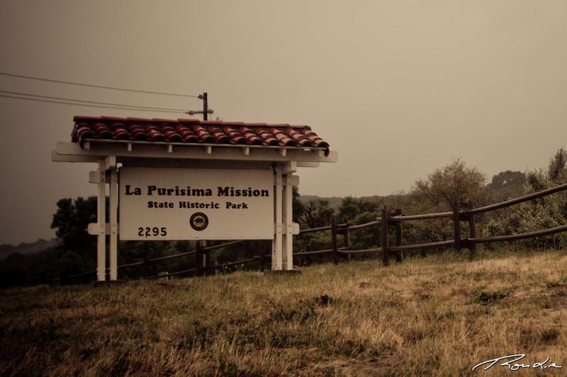 Mission La Purisima Concepcion