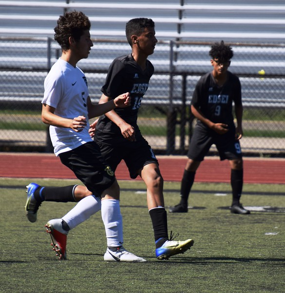 Dearborn Edsel Ford hosted Taylor High on Wednesday afternoon and knocked off the Griffins by a score of 3-0. The contest was a battle between both of the Downriver League's two new teams for 2018. Alex Muller - For Digital First Media