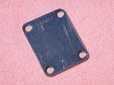 1965 Fender back plate