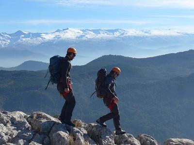 Alpine Intro Sebastien and Roby Dec 2017