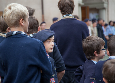 Rentrée / Sortie 2014 Scout d'Europe Strasbourg