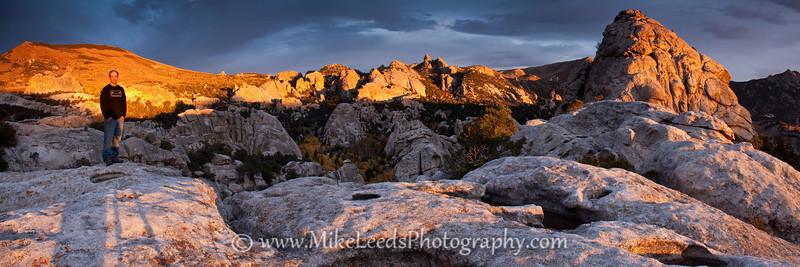 City of Rocks in Idaho.