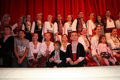 Fall Concert 2013 - Otets Paissii Ensemble