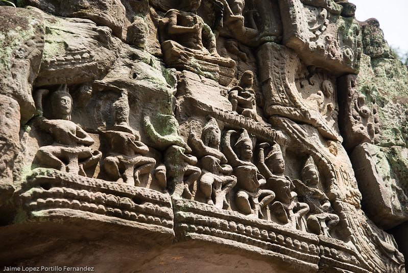 Camboya - Angkor - Preah Khan