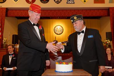 American Legion Centennial Black Tie