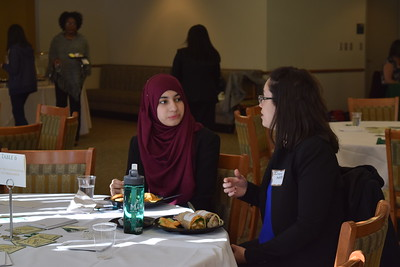 Tips for Success: Speed Networking