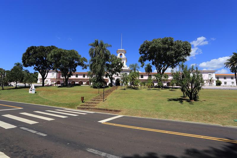 Hotel das Cataratas; Iguazu Falls; Brazil