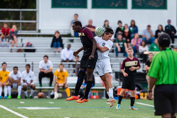 Atholton Varsity Soccer vs Hammond - 9/24/15