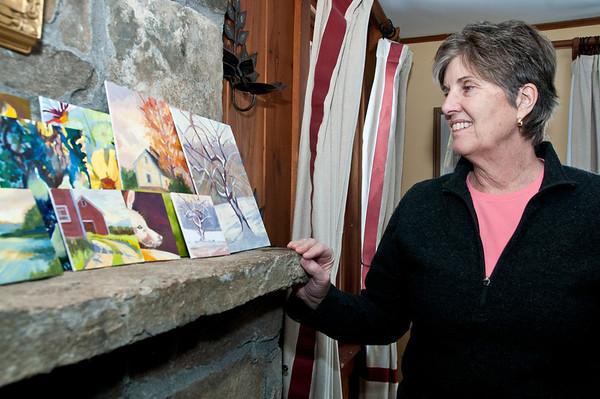Lynn Van Natta, Artist - A Painting A Day