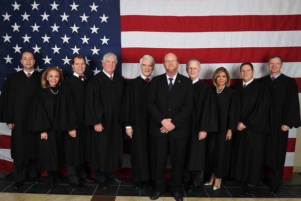 Photos with the Supreme Court
