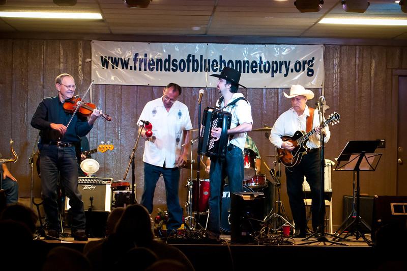 Bluebonnet Opry Spring Polka Show With Chris Rybak