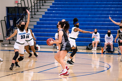 Girls Basketball: Tuscarora 35, Dominion 30 by Derrick Jerry on December 23, 2020