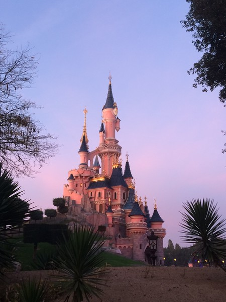 Disneyland Paris - October 2016