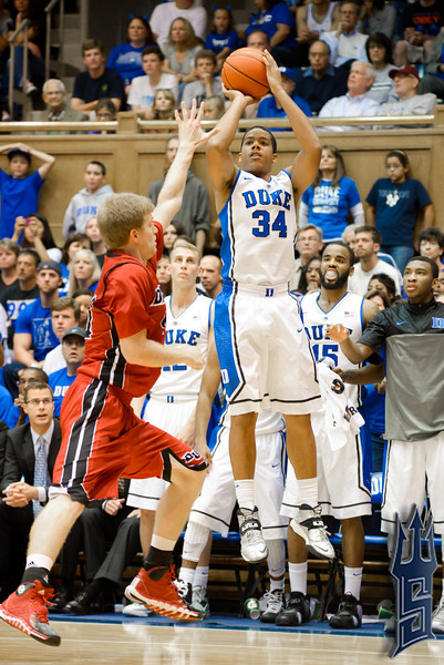 Duke vs. Drury - 11/02/13