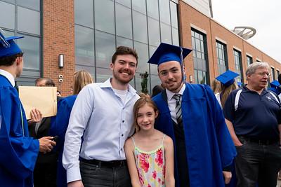 Ben Graduation May 2019