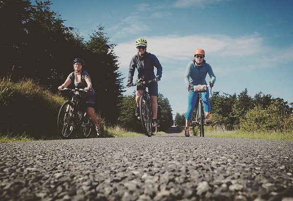 Ladies Bike Camping 2017