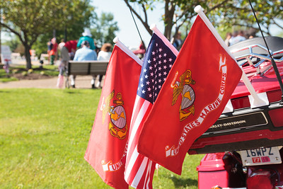 Twinsburg Memorial Day Parade & Ceremony (2014)