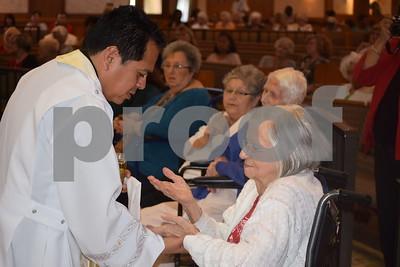 Shut in Mass