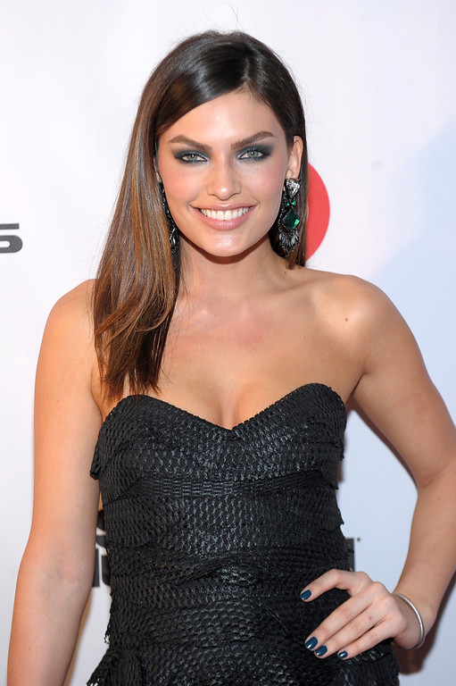 . Sports Illustrated swimsuit model Alyssa Miller attends Club SI Swimsuit at 1 OAK Nightclub at The Mirage Hotel & Casino on February 14, 2013 in Las Vegas, Nevada.  (Photo by Michael Loccisano/Getty Images for Sports Illustrated)