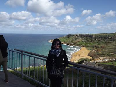 Gozo, Malta - February, 2014