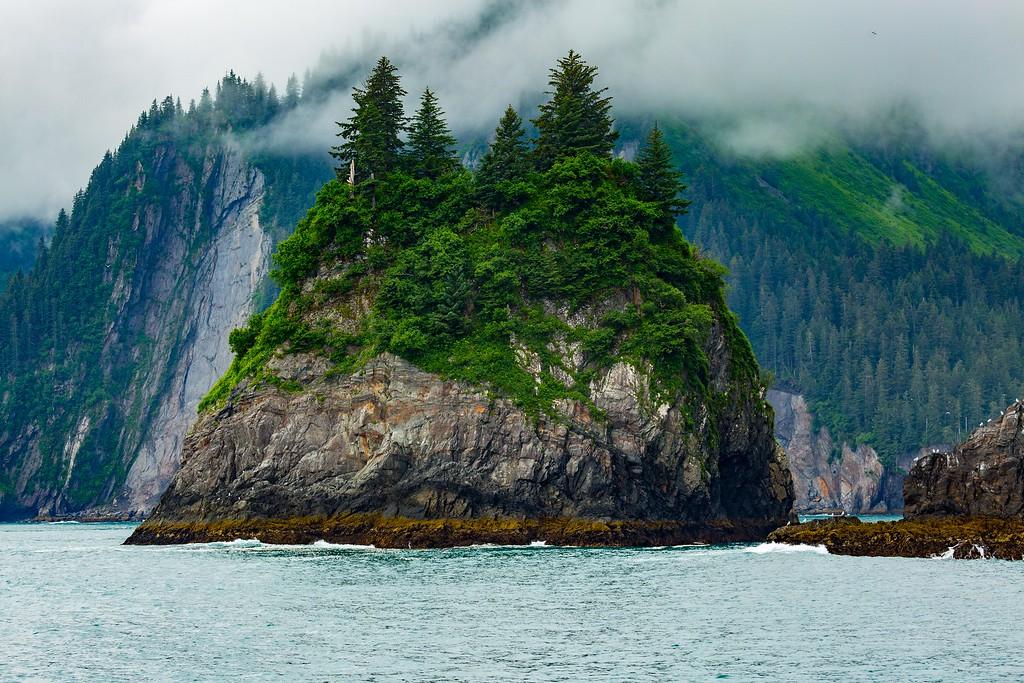 Alaska's varied landscapes