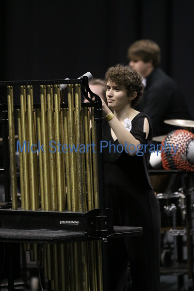 Clayton HS Winter Percussion Ensemble