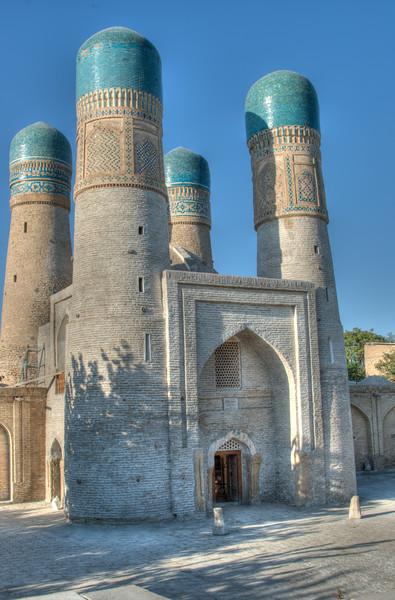 Chor Minor in Bukhara