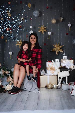 Yareli e hija