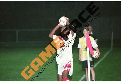 1997-1998 Men's Soccer