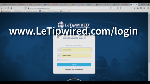 LeTip Wired Tip Instructional Video