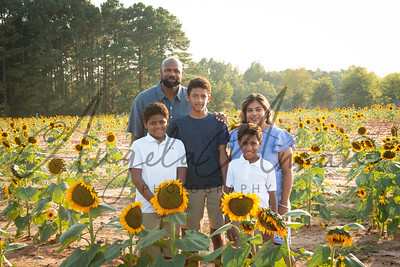 Morris Family portraits 2019